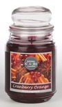 Holiday Scented Jar Candles