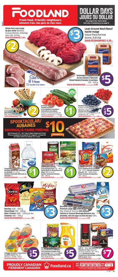 Homepage - Foodland: Ontario
