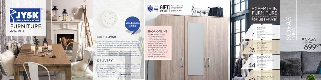 jysk flyer feb 01 to feb 07 - Bathroom Cabinets Jysk