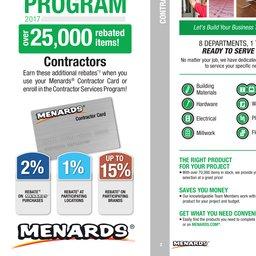 Menards Black Friday Sale - Nov 24 to Nov 25