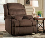 Stratolounger Samson Chocolate Big One Recliner