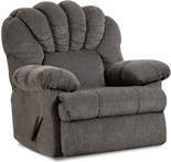 Stratolounger Newcastle Gray Recliner
