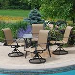 Backyard Creations 5-piece Somerset Dining Collection