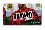Brawny Paper Towels 8-Pack