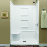 Lyons Linear™ Seated Shower