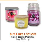 Select Scented Candles