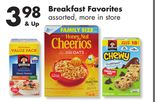 Breakfast Favorites