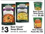 Bear Creek® Soup Bowls