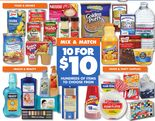 Mix & Match - 10 for $10