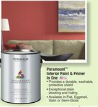 Pittsburgh Paramount™ Interior Paint & Primer In One