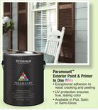 Pittsburgh Paramount™ Exterior Paint & Primer In One