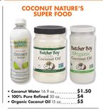 Coconut Nature's Super Food