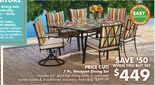7 Pc. Westport Dining Set