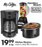 Kitchen Electrics