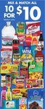 Big Lots Dollar Deals (Grocery) Department