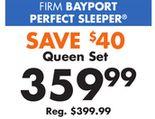 Firm Bayport Perfect Sleeper®