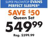 Super Pillowtop Perfect Sleeper® Evans