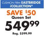 Cushion Firm Eastbridge iCollection®