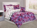 Dan River® Twin Catelyn 6-Piece Bed-In-A-Bag Comforter Set