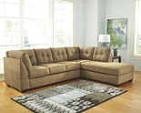 Signature Design by Ashley® Driskell Mocha 2-Piece Sectional