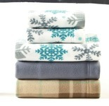 Arctic Trail Buy 1 Get 1 50% Off: Fleece Sheet Sets
