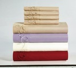 Assorted Embroidered Sheet Sets