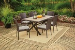 Wilson & Fisher® Hyde Park 7-Piece Dining Set