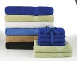 Dan River® Assorted Bath Towels, Hand Towels, and Washcloths