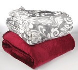 Buy 1 Get 1 50% Off: All Blankets & Throws
