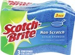 Scotch Brite® 3 Pk. Scrub Sponges
