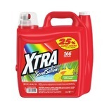 Xtra™ Liquid Laundry Detergent 166 Loads, Oxi Clean® Powder Stain Remover
