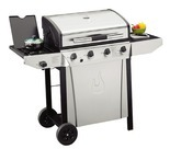 Char-Broil 4 Burner Stainless Steel Gas Grill