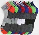Multi-Pack Socks for the Family