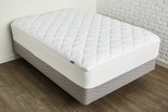 Sertarest Quilted Knit Lux Full Mattress Pad