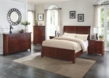 Sidney Sleigh Bed