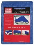 Shop Basics Medium-Duty Polyethylene 10' x 12' Tarp