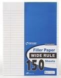 150 Sheet Filler Paper