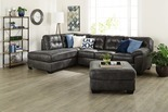 Signature Design by Ashley Fallston Living Room Sectional
