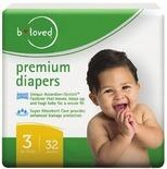 Bloved™ Jumbo Pack Premium Diapers