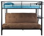Twin Futon Bunk Bed
