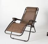 Wilson & Fisher Brown Ashford Zero Gravity Chair