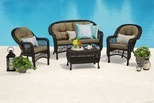 Wilson & Fisher Hampstead Patio Furniture Collection