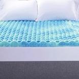 """Serta® 3""""- 4"""" Gel Memory Foam Mattress Toppers"""