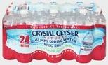 24 Pk. Spring Water
