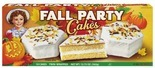 Multi-Pack Fall Cakes