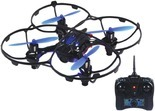 Craig Blue 4-Channel 2.4GHz Remote Control Drone with Camera
