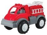 Jumbo Fire or Dump Truck