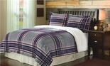 3 Pc. Sherpa Comforter Set