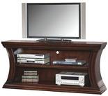 """60"""" Curved 2-Shelf TV Stand"""