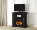 Media Corner Fireplace